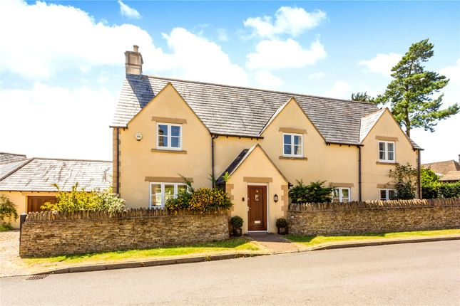 Thumbnail Detached house for sale in Tall Trees, Baunton Lane, Cirencester