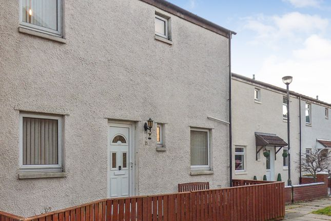 Thumbnail End terrace house for sale in Busbiehead, Irvine