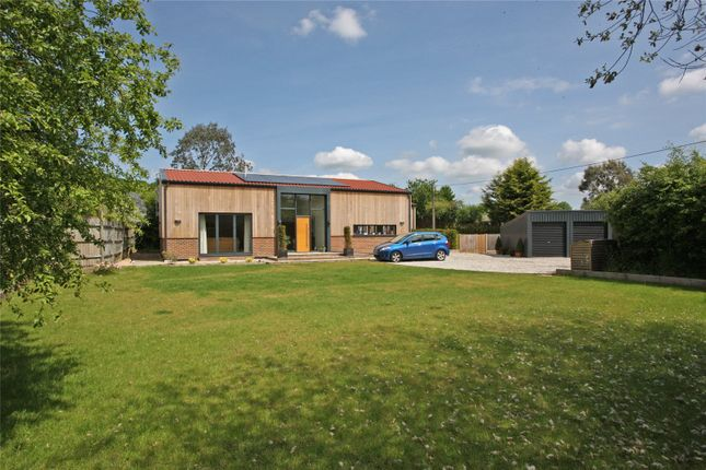 Thumbnail Detached house for sale in Gravel Hill Road, Holt Pound, Farnham