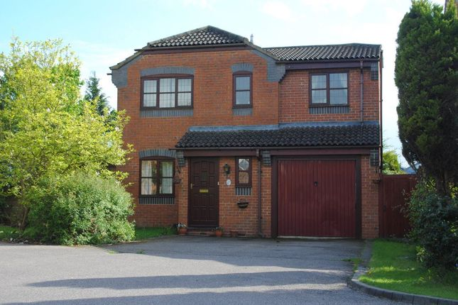 Thumbnail Detached house to rent in Blair Close, Bishops Park, Bishops Stortford