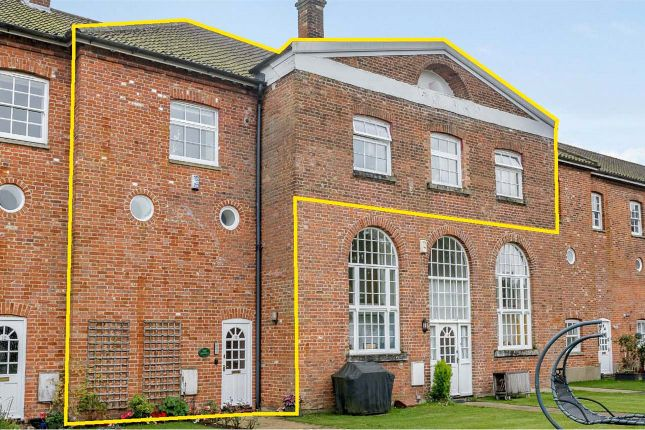 Thumbnail Flat for sale in St. Georges, Wicklewood, Wymondham, Norfolk
