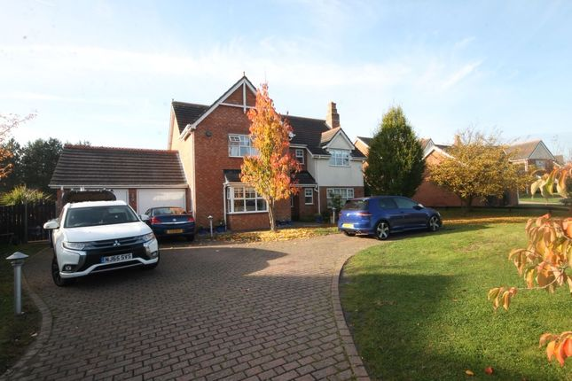 Thumbnail Detached house for sale in Rowland Burn Way, Rowlands Gill