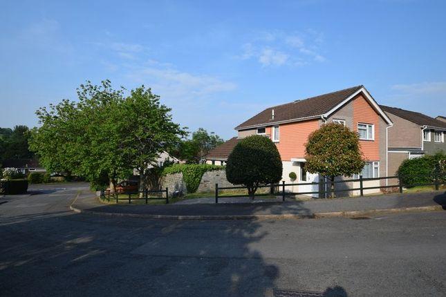 Thumbnail Detached house for sale in Maple Close, Tavistock