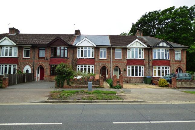 Thumbnail Terraced house to rent in Redlands Lane, Fareham