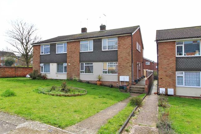 Thumbnail Maisonette for sale in Suffolk Close, Colchester