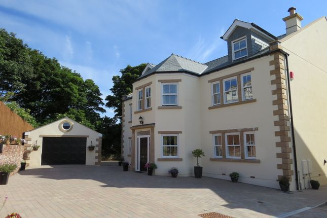 Thumbnail Detached house for sale in Lowther House, Garlieston Mews, Whitehaven, Cumbria