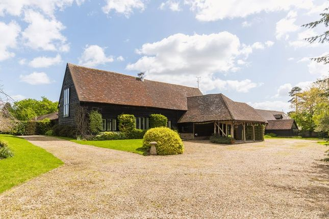 Thumbnail Barn conversion for sale in High Street, Clifton Hampden, Abingdon