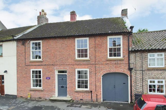 Thumbnail Terraced house for sale in Lead Lane, Brompton, Northallerton