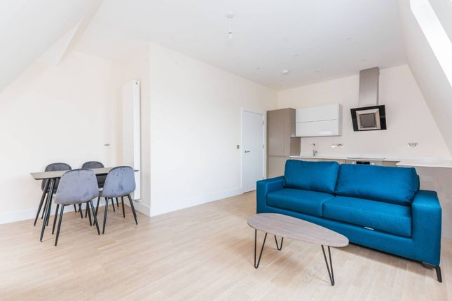 Thumbnail Flat to rent in St Marys Road, Hornsey, London