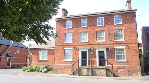 Thumbnail Semi-detached house for sale in Hamlet Road, Haverhill, Suffollk