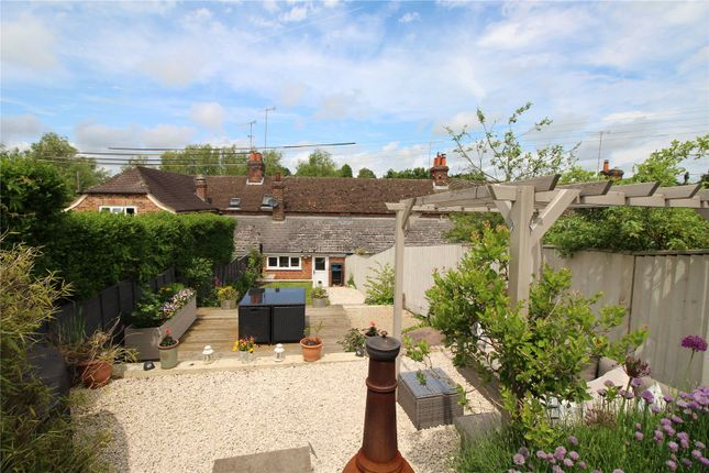 2 bed terraced house for sale in Bath Road, Froxfield, Marlborough SN8