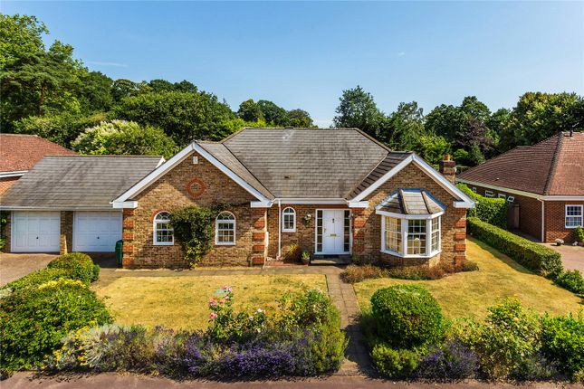 Thumbnail Detached bungalow for sale in Hook Heath, Woking, Surrey