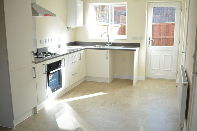 Semi-detached house for sale in Hunters Walk, Lime Tree Park, Saltergate