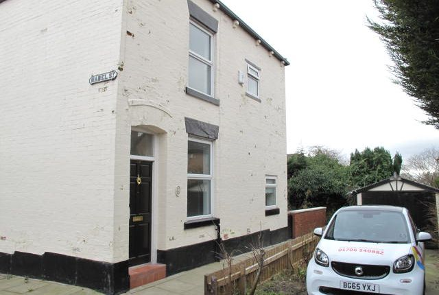 Thumbnail End terrace house to rent in Worrall Street, Shawclough, Rochdale