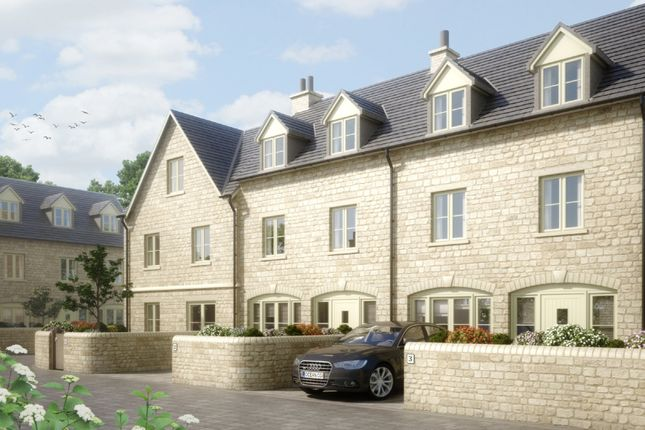 Thumbnail End terrace house for sale in Elizabeth Place, Gloucester Street, Cirencester