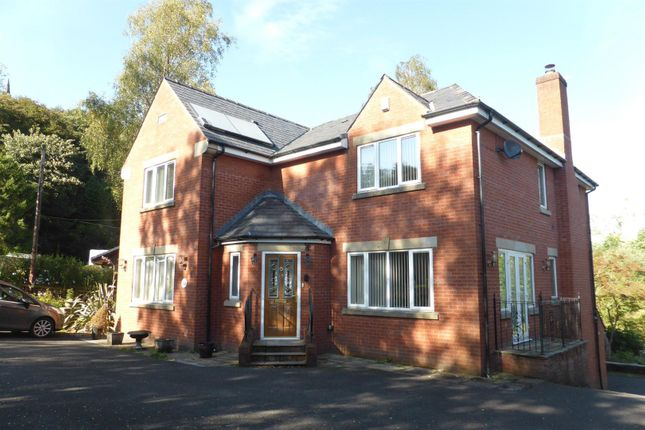 Thumbnail Detached house for sale in Dundee Lane, Ramsbottom, Bury
