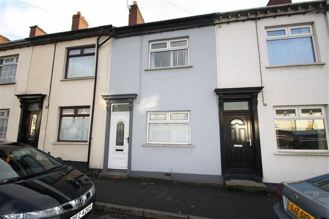 Thumbnail Terraced house to rent in Sloan Street, Lisburn
