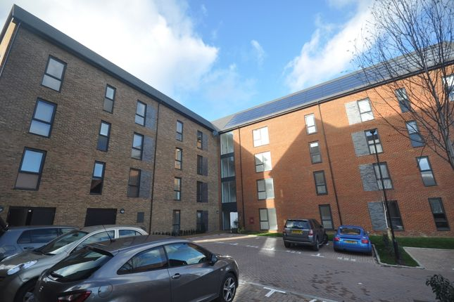 Thumbnail Flat to rent in Mortimer Square, Ebbsfleet Valley, Swanscombe