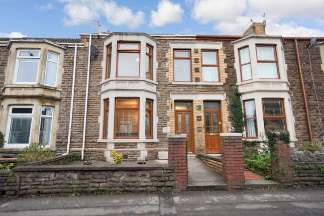 3 bed terraced house for sale in Tanygroes Street, Port Talbot SA13