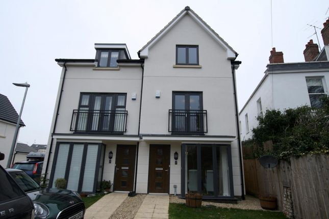 Thumbnail Semi-detached house to rent in Prestbury Close, Cheltenham