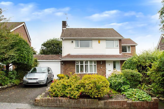 Thumbnail Detached house for sale in Ruskin Road, Eastbourne