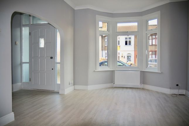 Thumbnail Terraced house to rent in Eton Road, Ilford