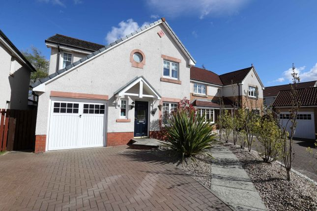 Thumbnail Detached house for sale in Robert Kay Place, Larbert