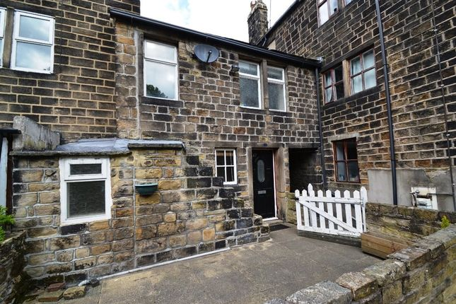 Thumbnail Cottage to rent in Crag Hill Road, Thackley, Bradford