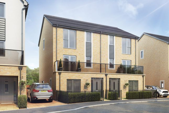 Thumbnail Detached house for sale in Off Longstreet, Dursley