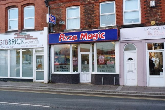 Commercial property for sale in Market Street, Hoylake, Wirral