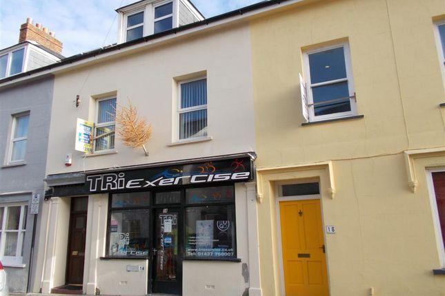 Thumbnail Maisonette to rent in Upper Market Street, Haverfordwest