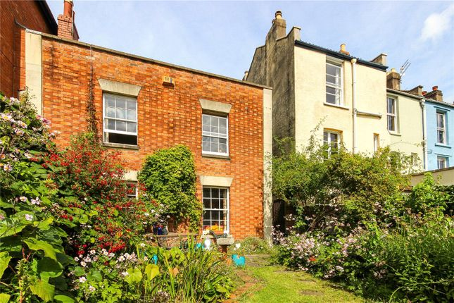 Semi-detached house for sale in Upper Cheltenham Place, Montpelier, Bristol