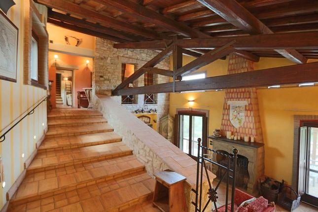 Ramp To Bedrooms of Il Conventaccio, Todi, Umbria