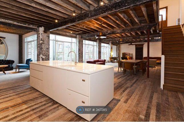 Thumbnail Terraced house to rent in Conlan Street, London