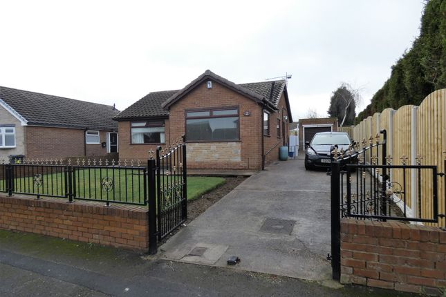 Thumbnail Detached bungalow for sale in Elm Way, Wath-Upon-Dearne, Rotherham