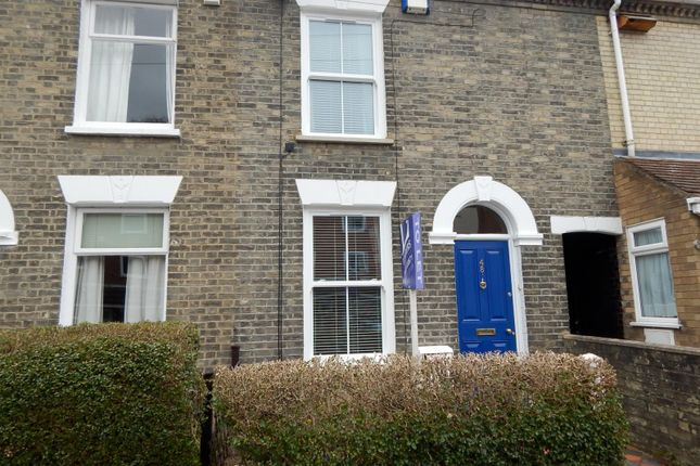 3 bed terraced house to rent in Bury Street, Norwich