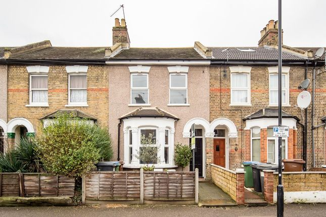 Thumbnail Terraced house to rent in Blenheim Road, London
