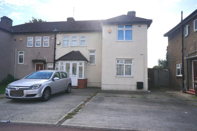 Thumbnail Semi-detached house for sale in Stevens Road, Becontree, Dagenham