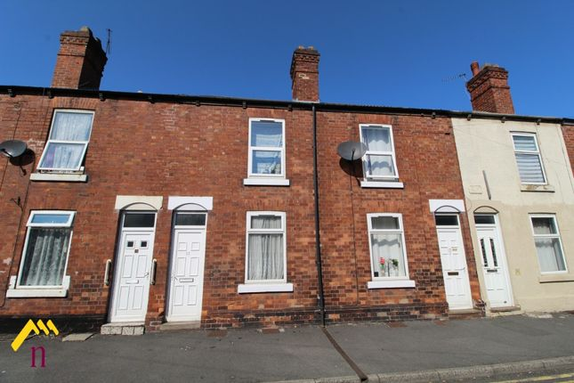 Thumbnail Terraced house for sale in Harrington Street, Doncaster