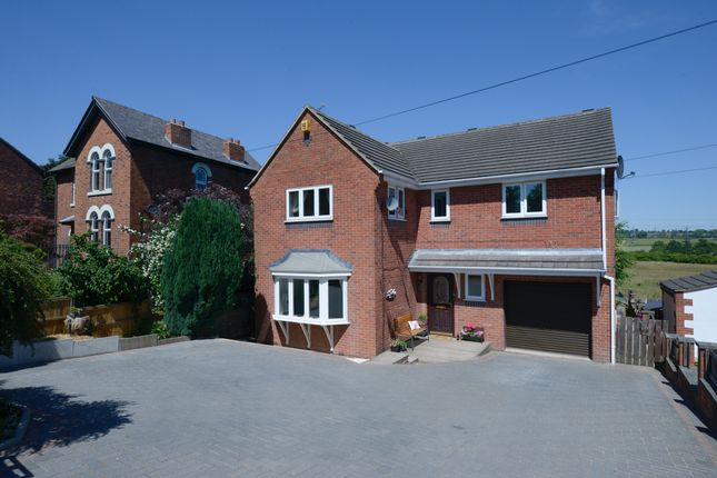 Thumbnail Detached house for sale in Mansfield Road, Hasland, Chesterfield