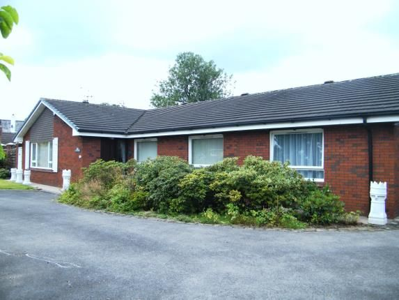 Thumbnail Bungalow for sale in Pickmere Lane, Wincham, Northwich, England