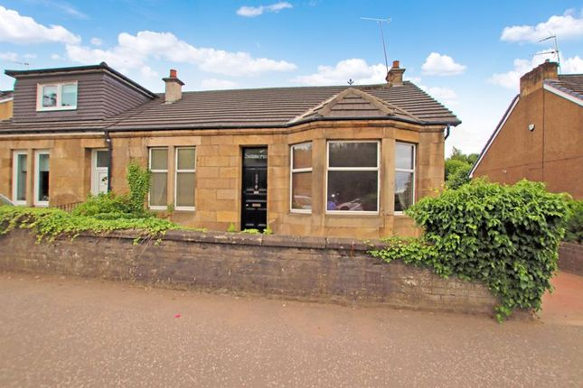 Thumbnail Semi-detached bungalow for sale in Merry Street, Motherwell