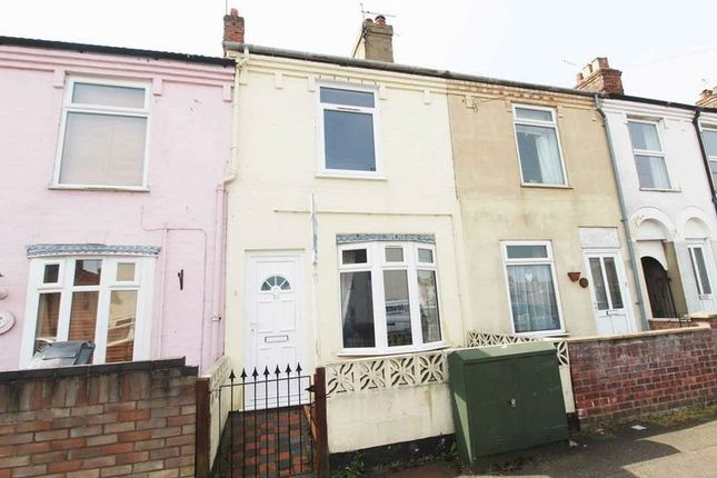 Front of Nile Road, Gorleston, Great Yarmouth NR31