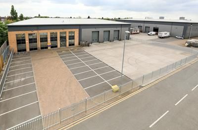 Thumbnail Light industrial to let in Unit 5 Cyan Park, Phoenix Way, Coventry, West Midlands