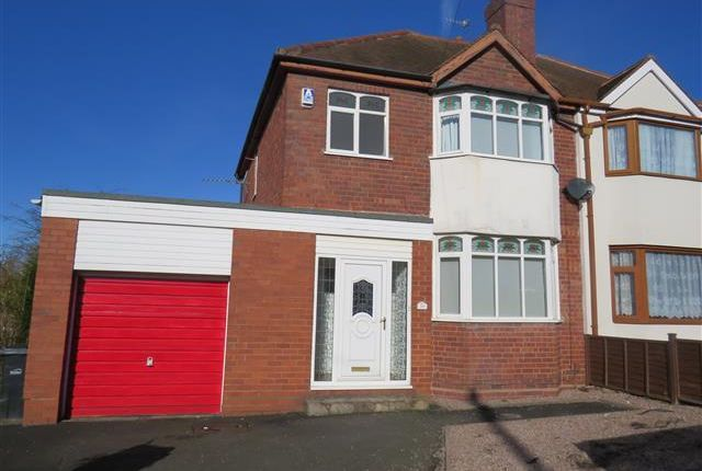 Thumbnail Property to rent in Dingle Road, Dudley
