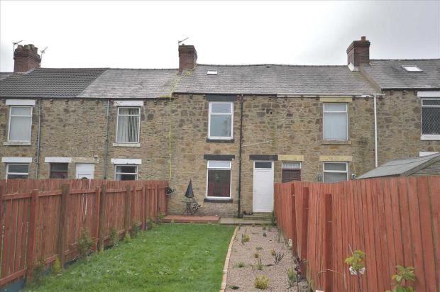 Jane Street, South Moor, Stanley DH9