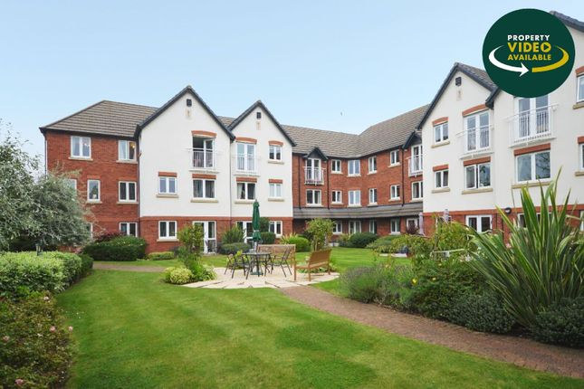 Thumbnail Flat for sale in Rowleys Court, Oadby, Leicester