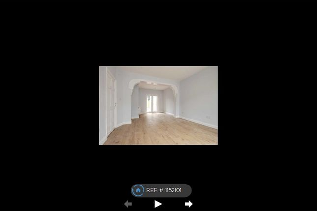 Thumbnail Terraced house to rent in Kitchener Road, London