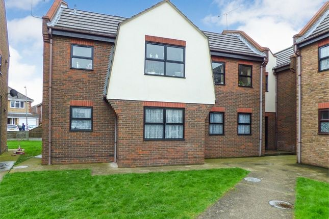 Thumbnail Flat for sale in Sanders Road, Canvey Island, Essex