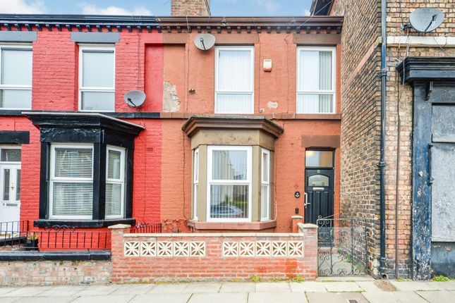 Thumbnail Terraced house for sale in Russell Road, Garston, Liverpool